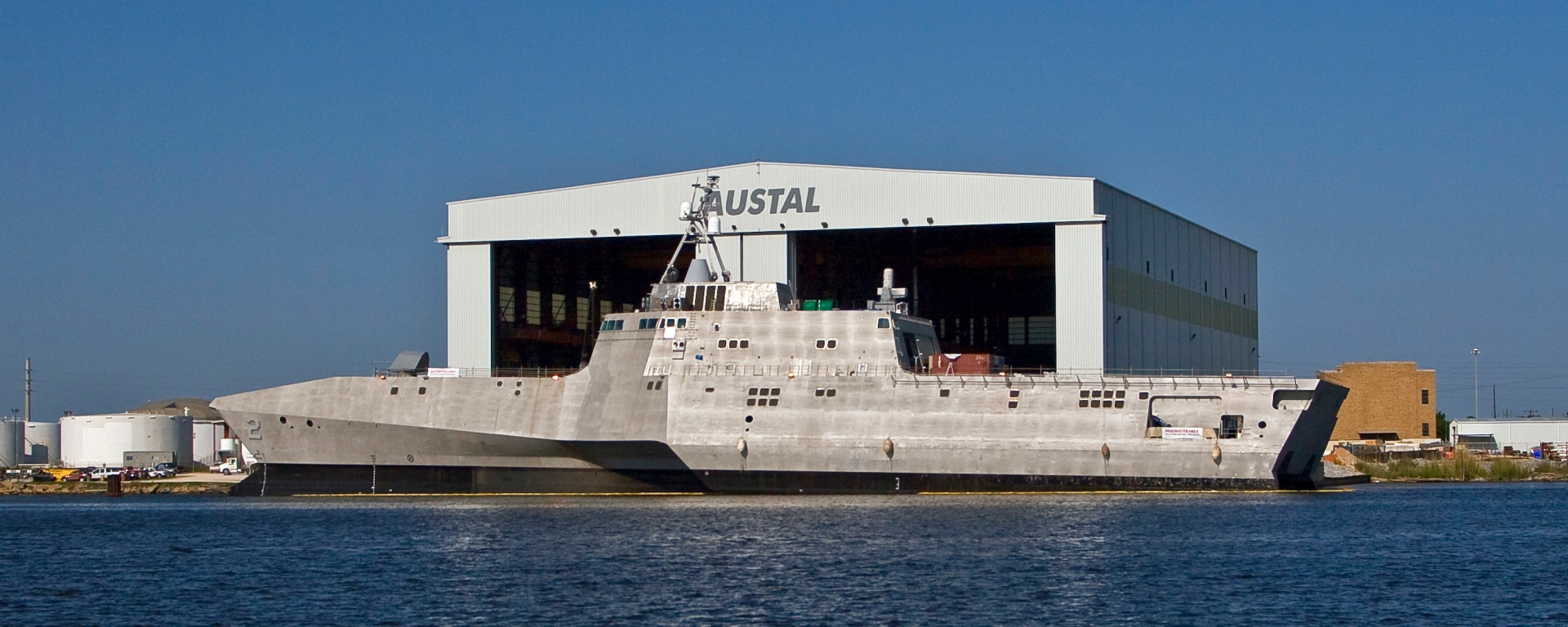 Austal Announces Aulong JV Secures Contracts for Four New High Speed
